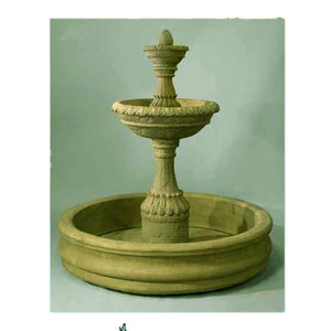 Fountain for home for sale