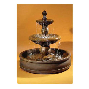 Two Tier Pond Water Fountain