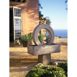 Portal Ring Water Fountain, 53 inches H x 40 inches W x 19 inches D FREE SHIPPING