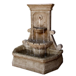 Huge water wall fountain for sale