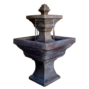 Concrete outdoor Indoor fountains for sale