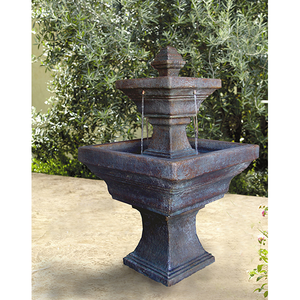 small water fountain for yard on sale