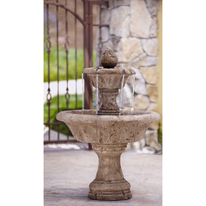 Outdoor fountains to purchase