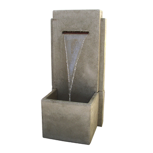 Concrete Fountains