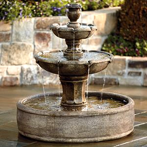 Courtyard water fountain for sale