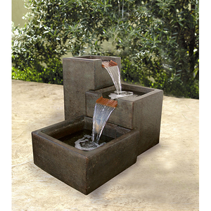contemporary water fountains for sale