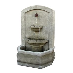 Purchase of water features