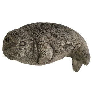 Sea Lion Garden Statue Ocean Animal Figure, 4 inches H x 7 inches L x 4 inches W, FREE SHIPPING