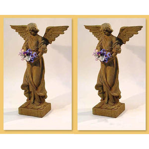 Concrete Angel Statues, Cement Statues, Angel Statuary