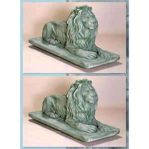 Garden Decorative Lion Statues