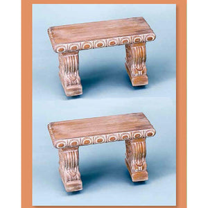 Classic Bench Medium Set of Two FREE SHIPPING