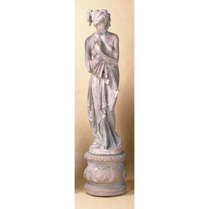 Venus of Canova Roman Garden Sculpture with Pedestal FREE SHIPPING