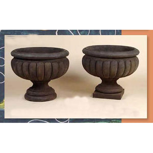 Cement urns for sale