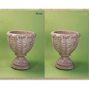 Acantha Urn Set of Two, FREE SHIPPING