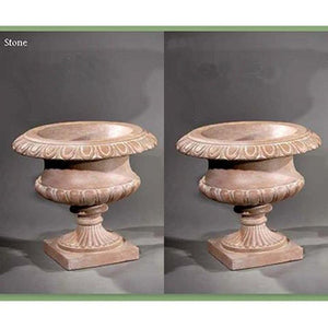 Large Estate Urn Set of Two, FREE SHIPPING