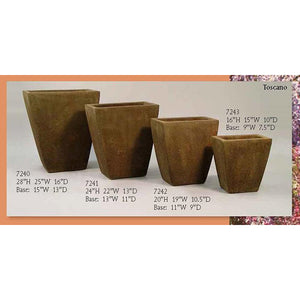 Tall Planters for sale