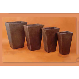 Cast stone planters for sale