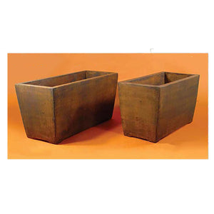 Evelyn Commercial Planters Set of Two, FREE SHIPPING