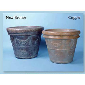 Italian Tree Planter Set of Two, FREE SHIPPING