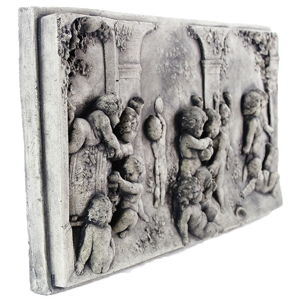 Cherubs Religious Statues wall Plaques