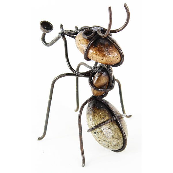 Ant Statue with Sax