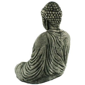 Buddha Meditating Statue Concrete Home and Garden Buddhas Statues