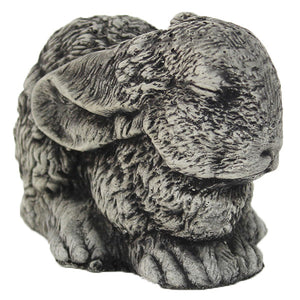 Sleeping Bunny home and garden statues