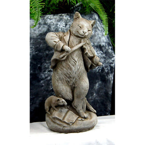 Cat Garden Statues on Sale