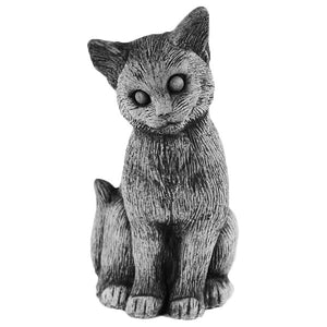 Standing Kitty Statue, 8.5 inches H x 4.5 inches W,  FREE SHIPPING