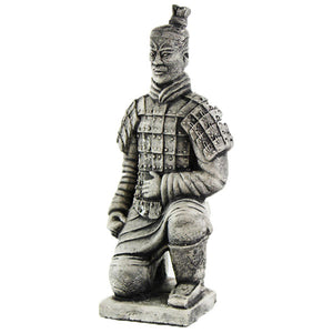Chinese Warriors Cement statues