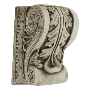 Corbel Wall Plaque Concrete Home Decor