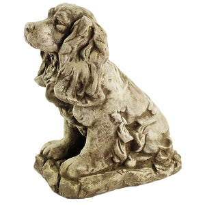 Dog Statue Concrete Statuary