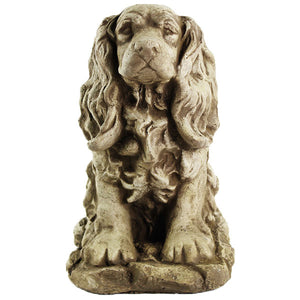 Dog Concrete Statue on Sale
