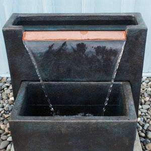 Contemporary water features for sale