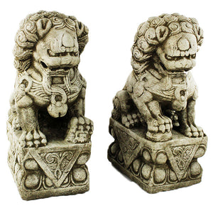 Foo Dogs Statues on Sale