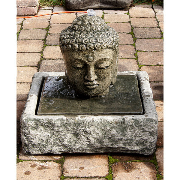 Buddha Head Water Features