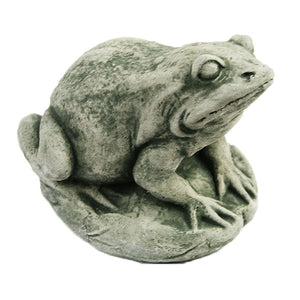 Toads Statues