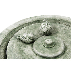 small outdoor water features