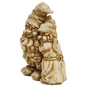 Gnomes Couple Home and Garden Statues