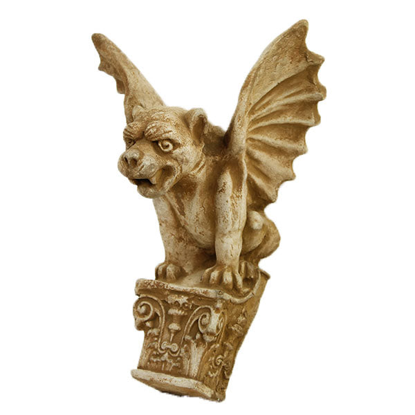 Gargoyle Home and Garden Wall Plaque