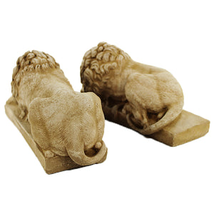 Lion Figurines