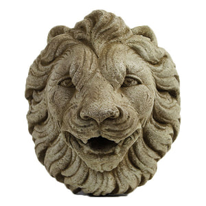 Lion Head for Fountain Project