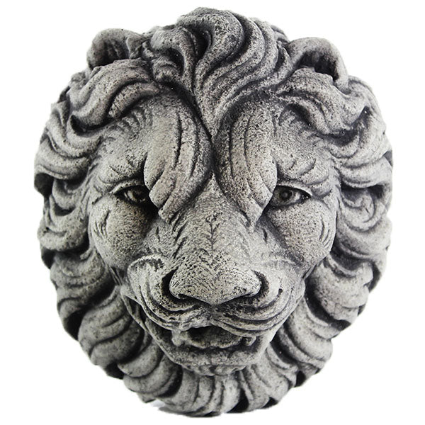 Lion Head Statues