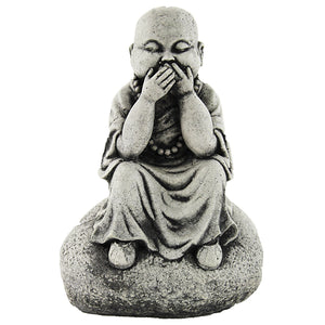 Three Wise Monks Figurines