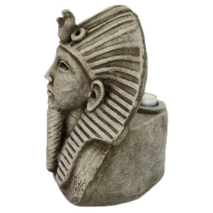 Egyptian Pharaoh Candle Holder