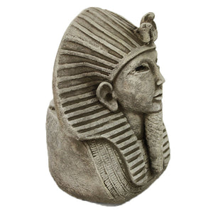 Egyptian Pharaoh Concrete Statues
