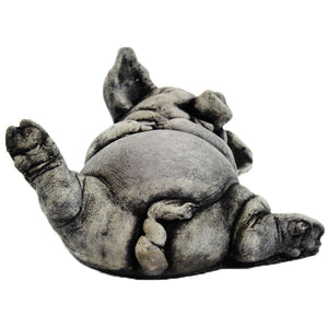Sleeping Pig Home Decor