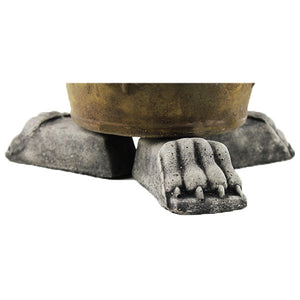 Pot Feet Made of concrete