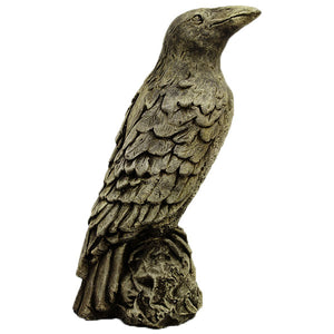 Raven French Statues Garden statues art