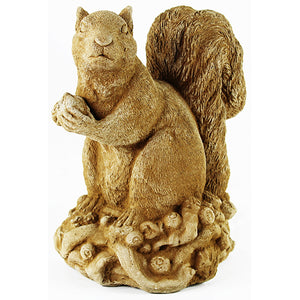 Squirrel Decorative Concrete Statues
